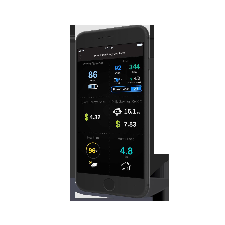dcbel solar energy management app